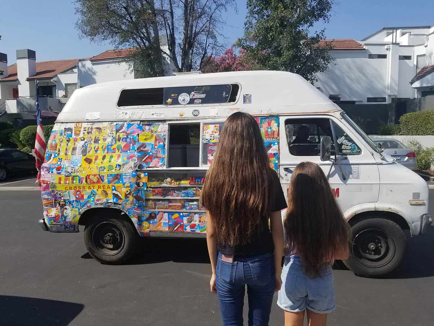 Coming out transgender to my ice cream man