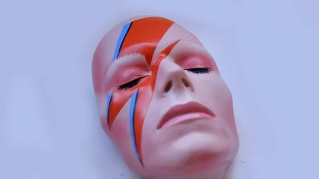 Dabiv Bowie Invisible Magic Mask